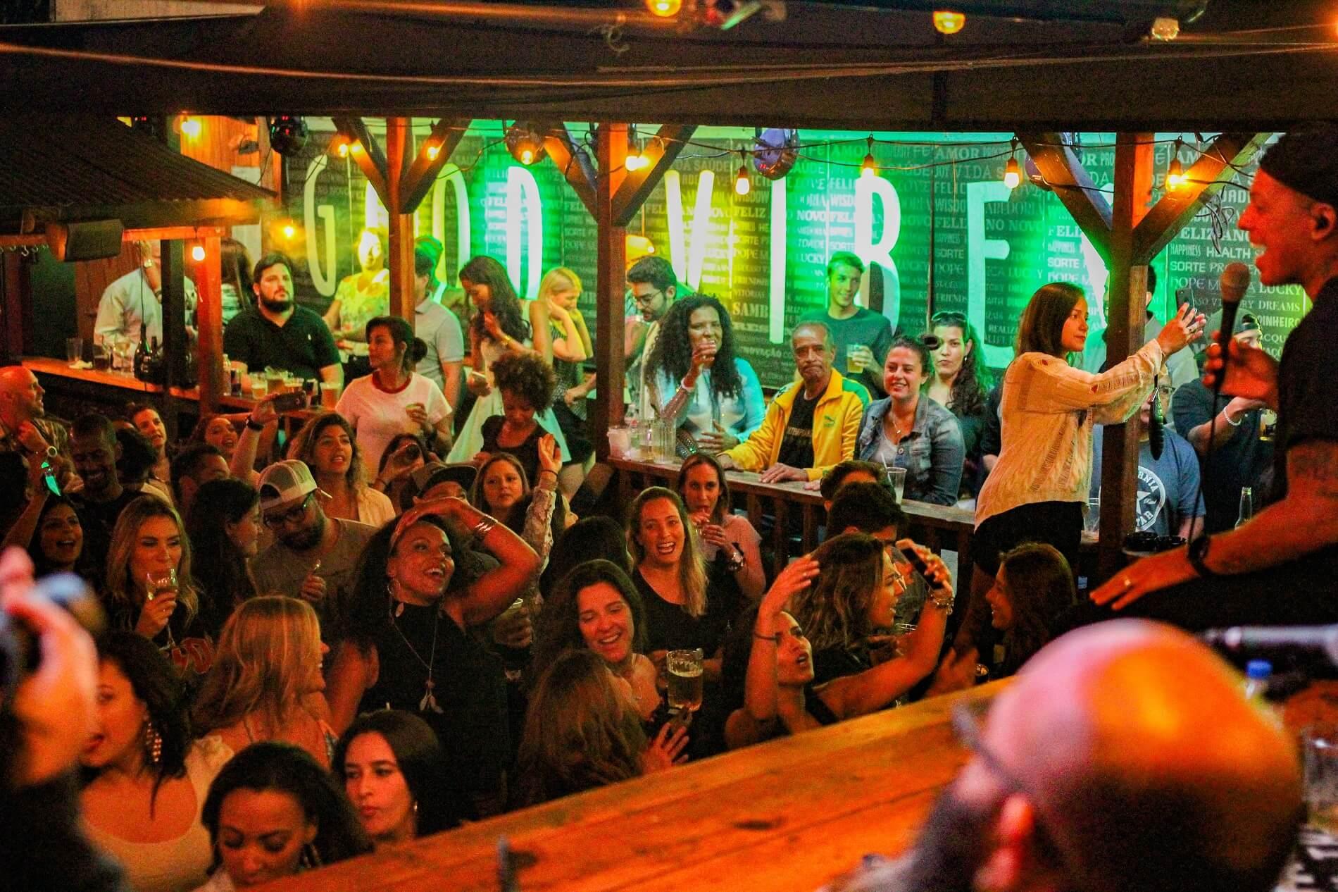 San Diego bar